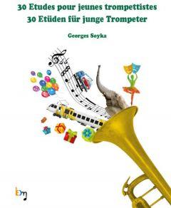 30 Etüden für junge Trompeter