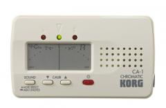 KORG Stimmgerät, Chromatisch, CA-1, weiß