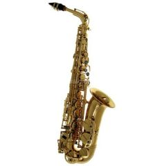 Expression XP-2 Master Alt Saxophon Messing, unlackiert
