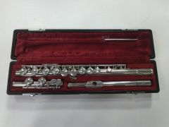 Yamaha Querfltöte YFL 211 S, gebraucht