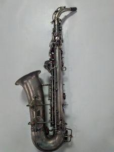 G.A. Hüller Es-Alt-Saxophon Vintage, gebraucht