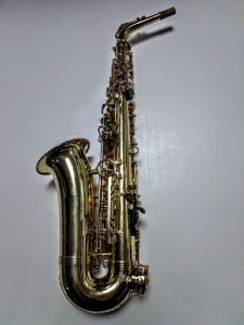 "Trevor James ""The Horn"" Revolution Es-Alt-Saxophon"