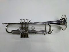 B&S B-Trompete  , gebraucht, incl. Gig Bag