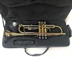 Roy Benson, B-Trompete TR202 Mess.Lack. gebraucht