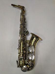 Musica  Steyr, Es-Alt-Saxophon , gebraucht