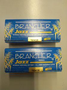 Bancher Tenorsaxophon Blätter Reeds, Jazz 3 (2Pck.)