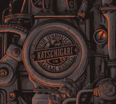 Katschigari CD - Ivan Ivanovich & The Kreml Krauts