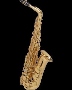 Selmer Seles Es-Alt-Saxophon AXOS SFAAXLSET